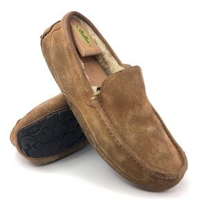 UGG Ascot Moccasin Slippers Mens 11